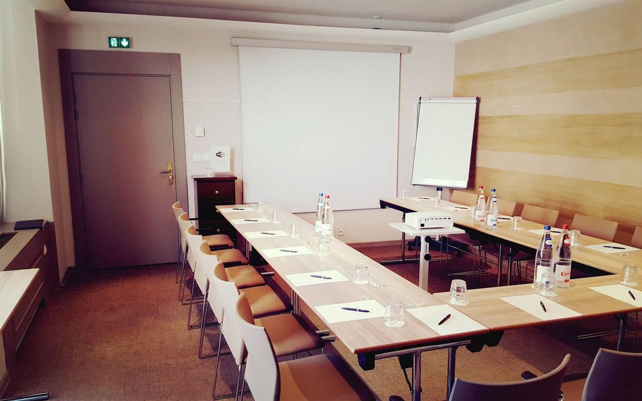 Perfect hotel for seminar in Strasbourg