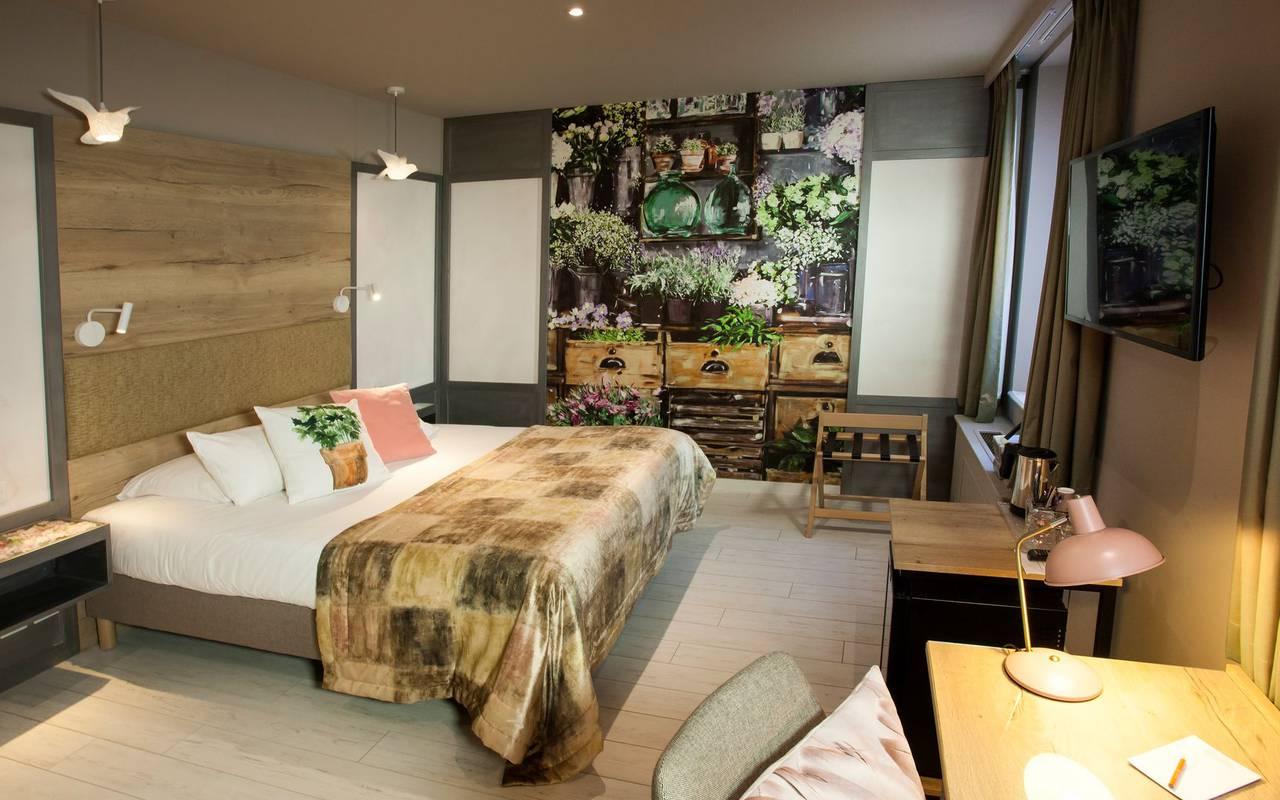 Spacious room Strasbourg accommodation