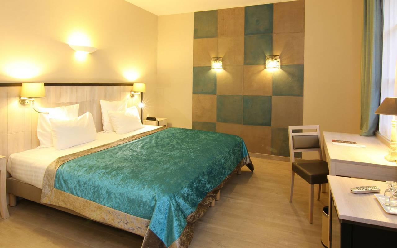 Charming room hotel center of strasbourg