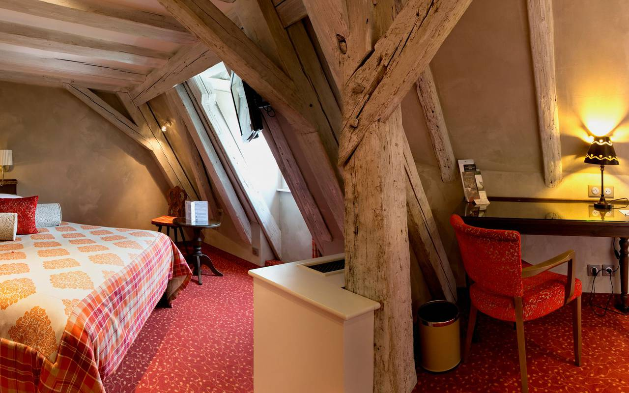 Atypical room thing to do in Strasbourg