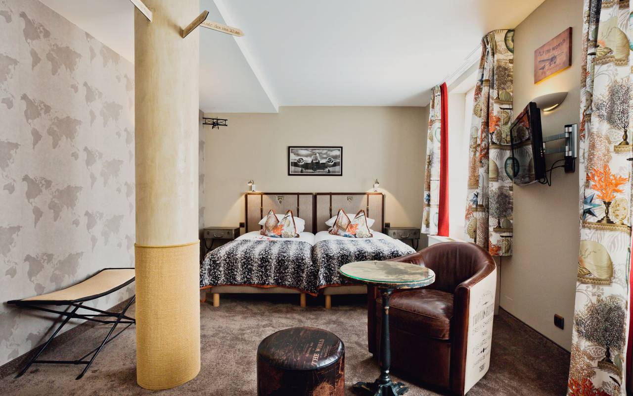 Comfortable hotel for a romantic weekend strasbourg