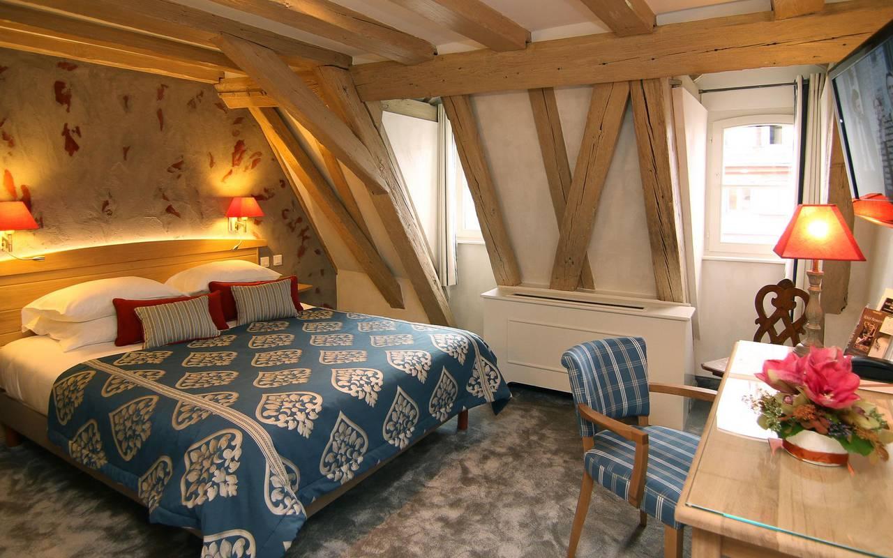 Unusual room unusual night Strasbourg