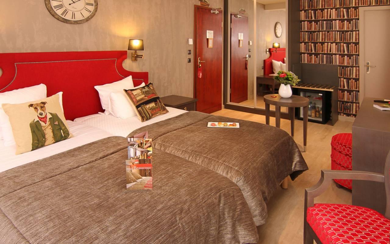Chambre classe hotel de charme alsace