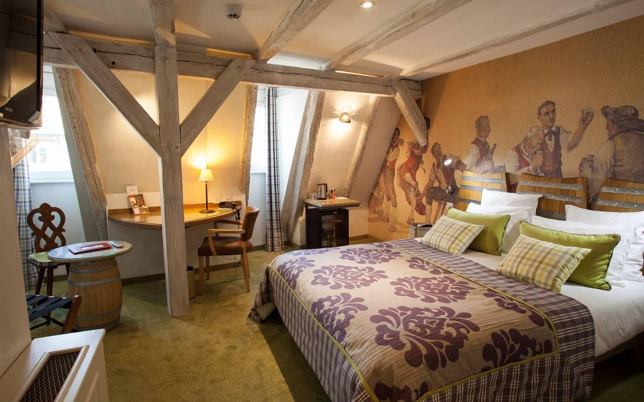 Chambre atypique contact hôtel strasbourg