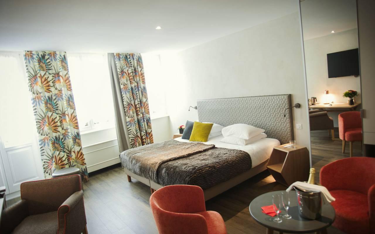 Suite de charme hôtel Strasbourg